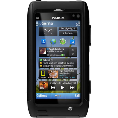OtterBox For Nokia N8 Commuter Series
