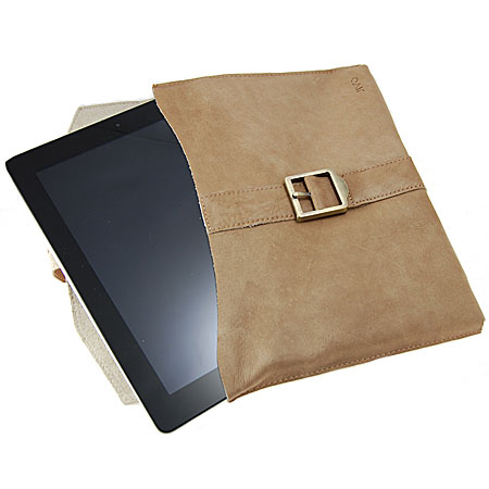 d iPad Review: Jivo Executive Buckle Case