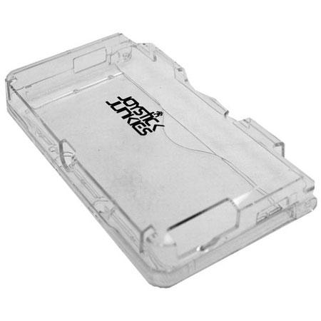 Joystick Junkies Nintendo 3DS Crystal Case - Black
