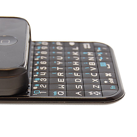 KeyTech Vertical Keyboard Case For iPhone 4