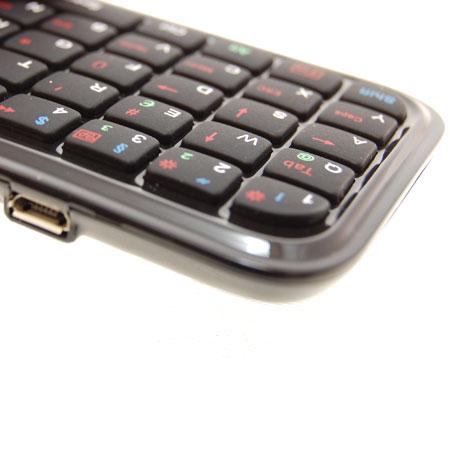 Mini Bluetooth Keyboard - QWERTZ