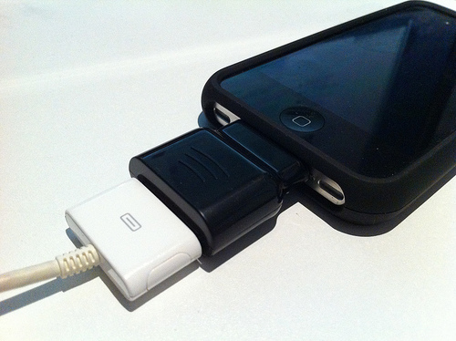 CableJive dockStubz Micro Dock Extender for iPhone / iPad / iPod