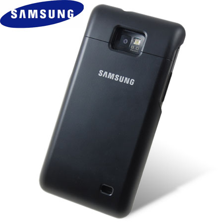 save off efde7 fcc45 Genuine Samsung Galaxy S2 i9100 Extended Battery Power Pack Case