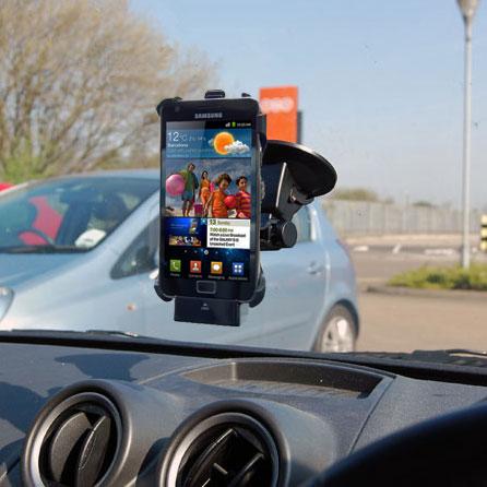 Soporte de coche original Samsung Galaxy S2 i9100
