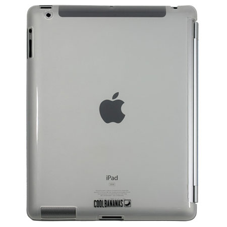 Cool Bananas SmartShell for iPad 2 - Clear