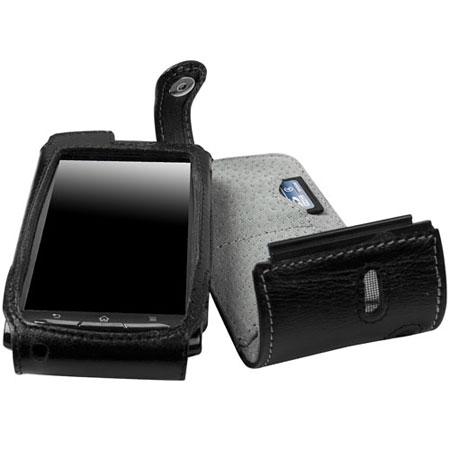 Sony Ericsson XPERIA NEO Orbit Flex Krusell Premium Leather Case