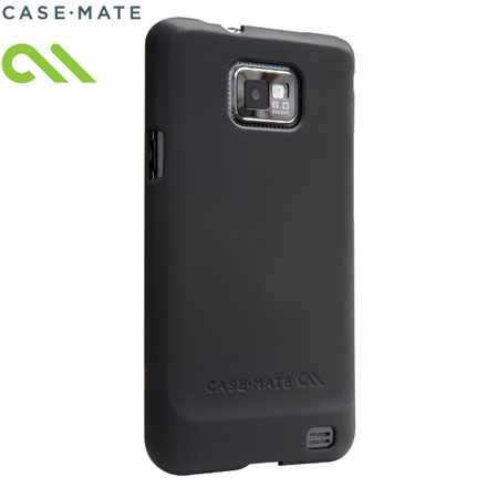 Case-Mate Barely There for Samsung Galaxy S2 i9100 - Black