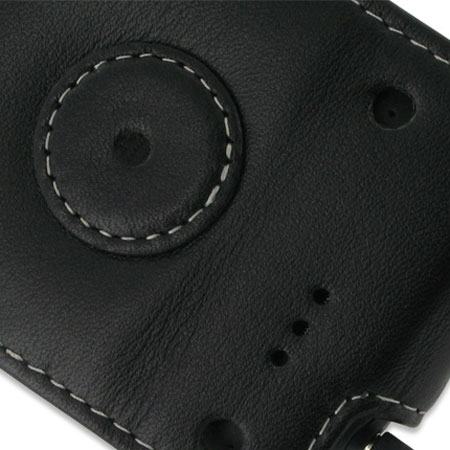 PDair Leather Flip Case - HTC Desire S
