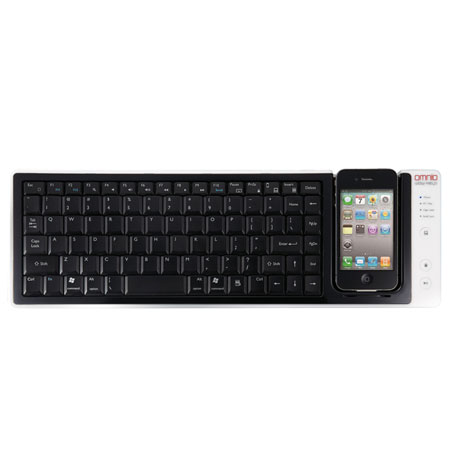 Wow-Keys Keyboard for iPhone 4S / 4