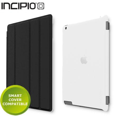 Incipio Smart Feather Case for iPad 2 - White