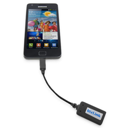 BizLink MHL Adapter microUSB to HDMI TV-Out  - Black