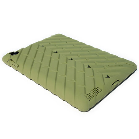 Gumdrop Drop Series Case foriPad 4 / 3 / 2 - Military Edition