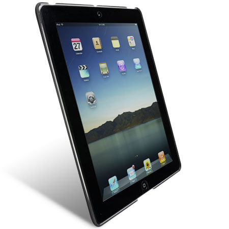 Krusell CoCo UnderCover For iPad 4 / 3 / 2 - Black