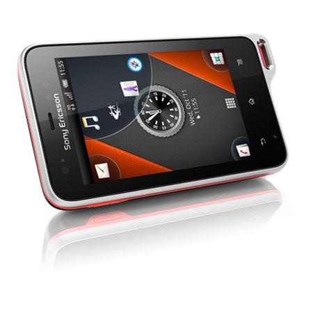 Sim Free Sony Ericsson Xperia active