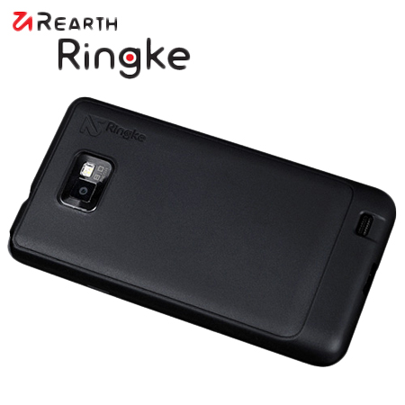 Rearth Ringke Case for Samsung Galaxy S2 - Black