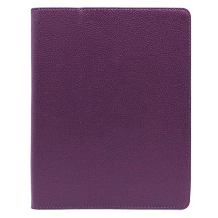 Adarga iPad 4 / 3 / 2  Smart Leather-Style Cover - Purple