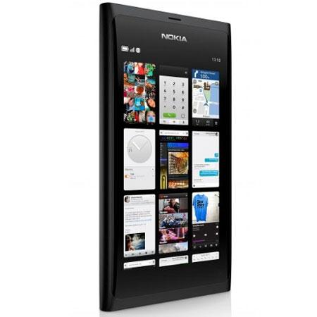 Sim Free Nokia N9 16GB - Black