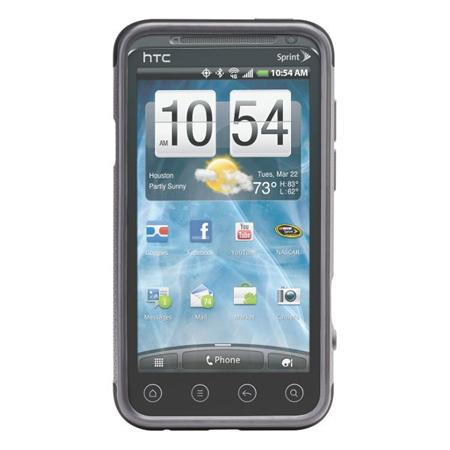[MOBILEFUN.FR] Test de la coque Case-Mate Pop noir/grise pour HTC EVO3D B