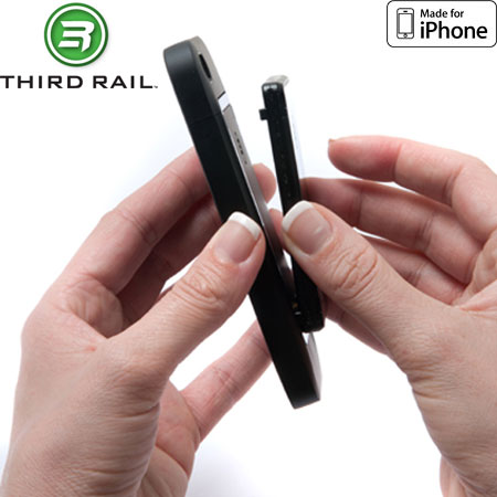 Third Rail System Slim Case and Smart Battery for iPhone 4S/4