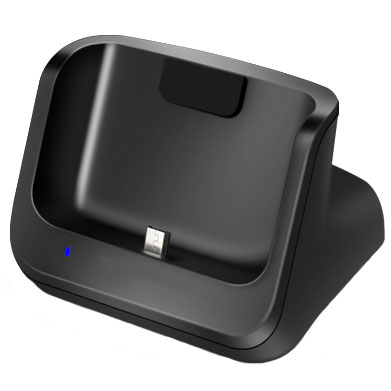 Samsung Galaxy S2 Desktop Charge Cradle With HDMI Out