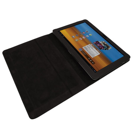 SD TabletWear Stand and Type Samsung Galaxy Tab 10.1 Case - Black