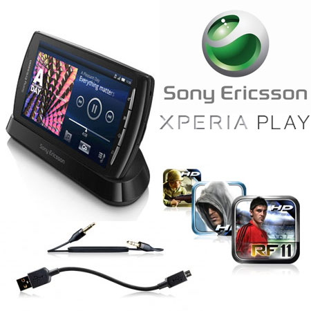 Sony Ericsson XP151 Xperia PLAY Experience Pack Reviews ...
