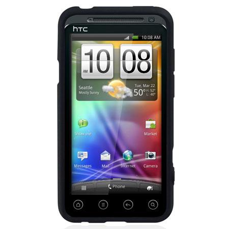 Coque HTC EVO 3D - Incipio NGP - Noire mate
