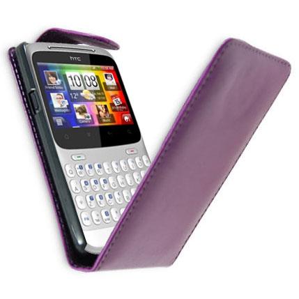 Htc Purple Htc Chacha Flip Case Purple