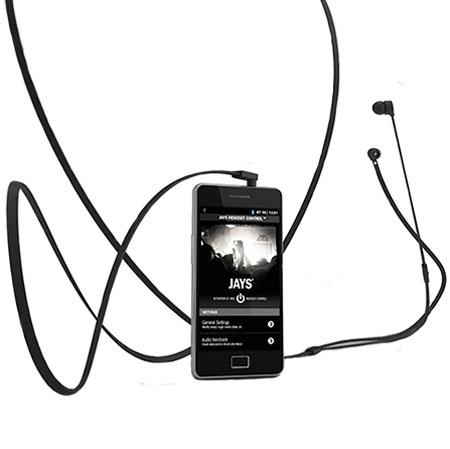 Écouteurs avec kit piéton a-JAYS One+