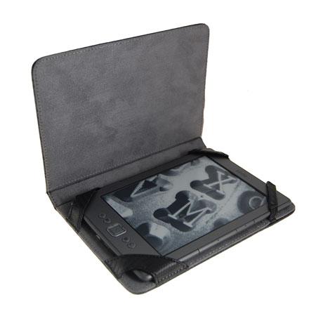 M-Edge Go! Jacket for Kindle / Paperwhite / Touch - Carbon Fibre Black