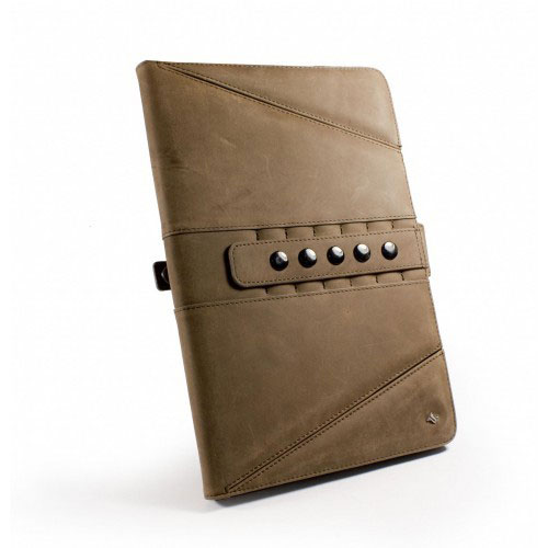 quality design 34f50 0cbb8 Tuff-Luv Saddleback Leather Sony Tablet S Case - Brown