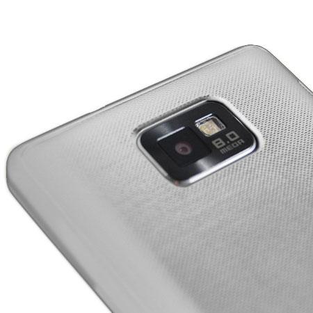 Batería alto rendimiento Original Samsung para el Galaxy S2- 2000mAh - Blanca - EB-K1A2EWEG