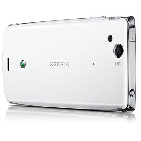 Xperia P White Sim Free Sony E...