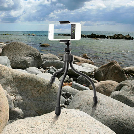 Capdase Smart Tripod For iPhone 4S/4 - TDIH4-0001