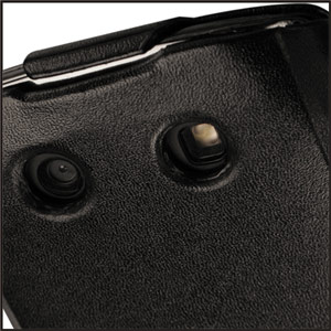Leather Case for Blackberry Torch 9850/ 9860