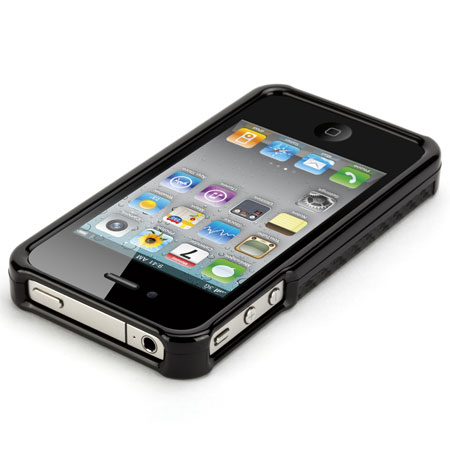 iphone 4s black griffin elan form graphite for iphone 4s 4 black 10906