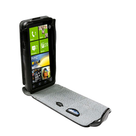 HTC Titan Krusell Orbit Flex Premium Leather Case