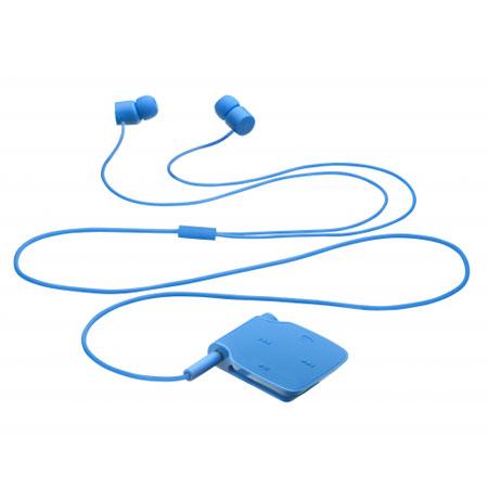 Nokia Bluetooth Stereo Headset BH-111 - Cyan