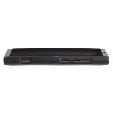 View larger image of Nokia Lumia 800 Soft Case - CC-1031 - Black
