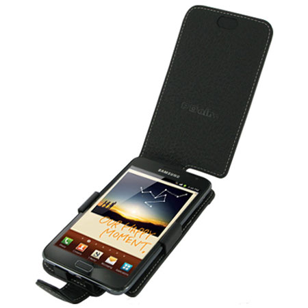 PDair Leather Flip Case - Samsung Galaxy Note