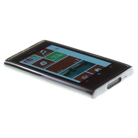 Nokia CP-004N Nokia Lumia 800 Diamond TPU Case - Black
