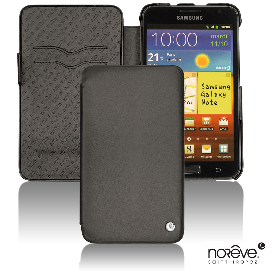 Noreve Tradition B Leather Case for Samsung Galaxy Note