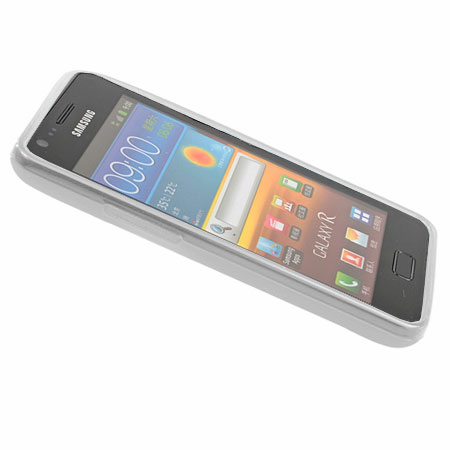 Matte Hard Shell for Samsung Galaxy R - White