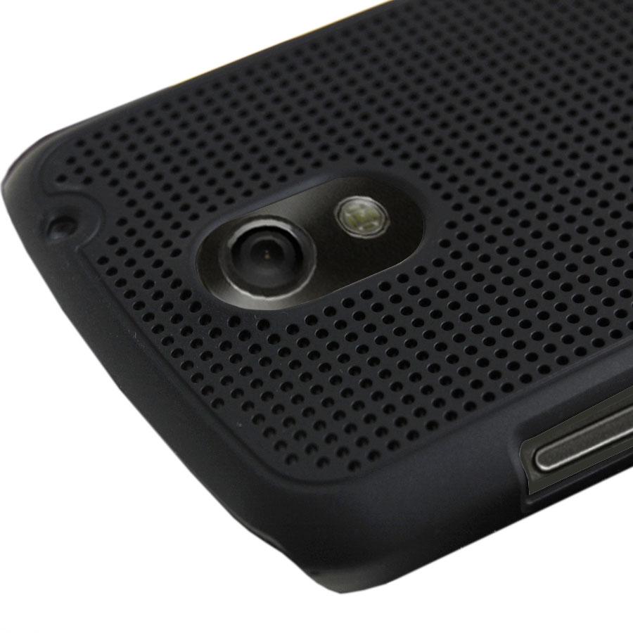 Genuine Samsung Galaxy Nexus Mesh Vent Case - Black