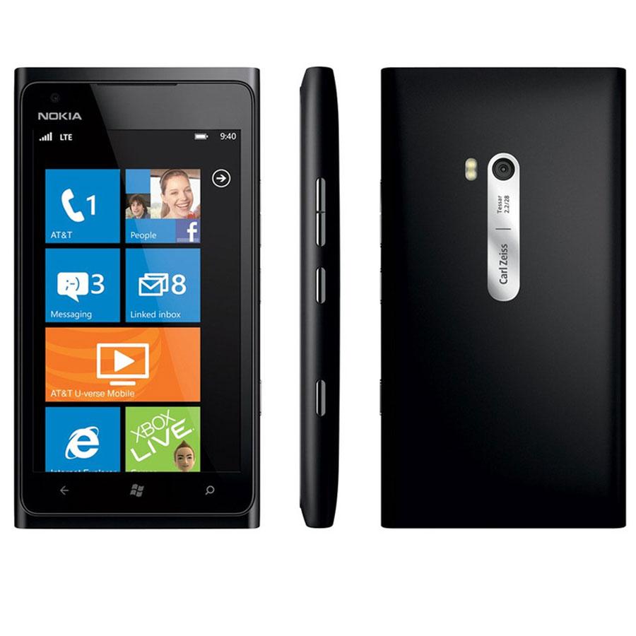 Thay màn hình, thay mặt kính Nokia Lumia 900