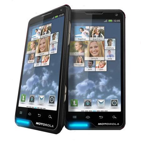 Sim Free Motorola MOTOLUXE - Black