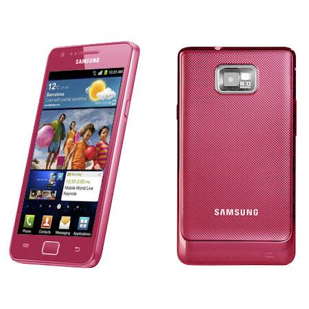 Sim Free Samsung Galaxy S2 i9100 - 16GB