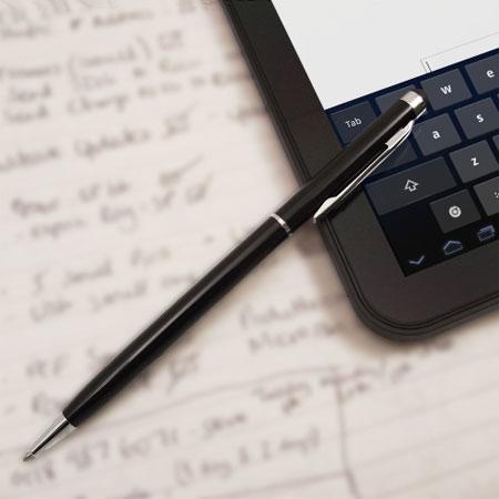 iDuo Stylus Pen - Black