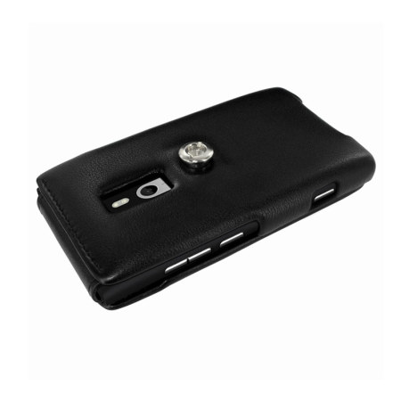 View larger image of Piel Frama Case For Nokia Lumia 800 - Black
