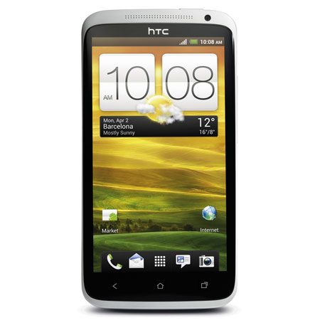 Sim Free HTC One X - White